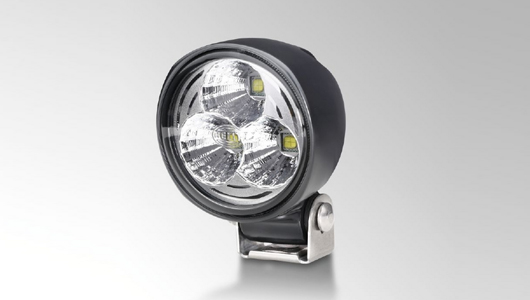 Kompaktes Highlight: Der HELLA Modul 70 LED Generation IV