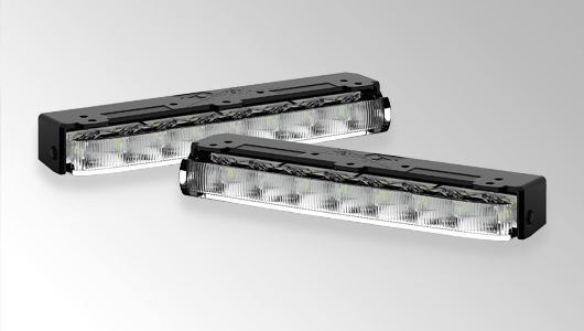 The new LEDayLine Zero daytime running light by HELLA:The new LEDayLine Zero daytime running light by HELLA