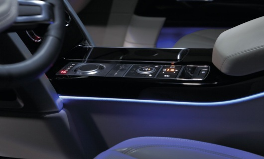 RGB-LED Ambient Lighting, Land Rover