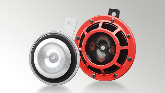 Acoustic warning signals from HELLA—explore our product range!
