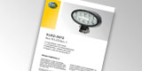 Brief information Oval 90 LED Gen. II