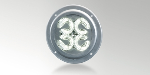 LED interior lighting for transporters and emergency vehicles.