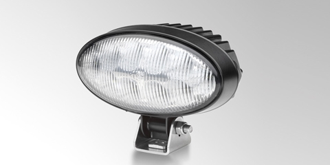 Led-lamp Oval 90 LED.
