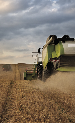 We support agricultural work with innovative product solutions for daily operations