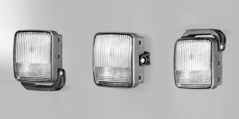 Compact, efficient LED reversing light from HELLA