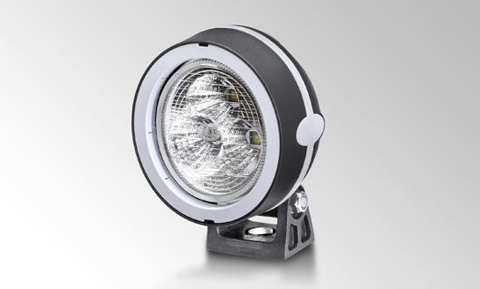 Mega Beam LED Gen. IV is the perfect work light for close-range illumination