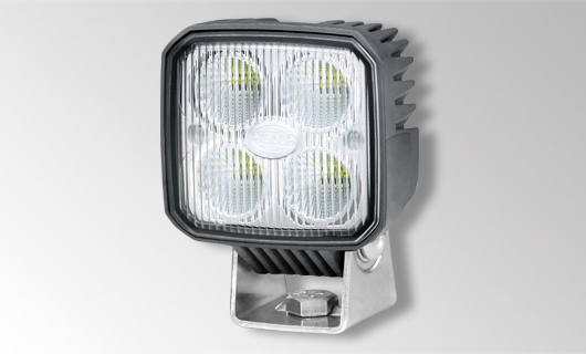 All-rounder with thermally conductive plastic housing: Q90c LED