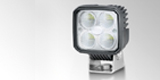 Robust work light with a universal, attractive design
