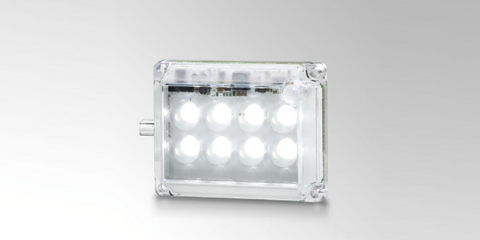 LED interior light for trailers, with or without movement sensor, from HELLA