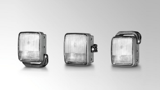 The new Repulse and Repulse Pro LED reversing lights, with extremely wide coverage, from HELLA