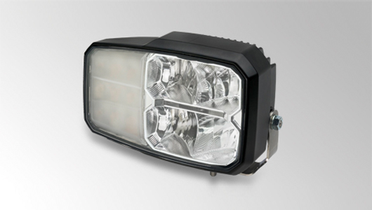 Innovative C140 LED combination headlamp from HELLA.