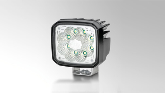 A classic work light – the 2nd generation Ultra Beam LED from HELLA.