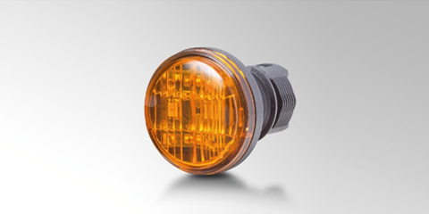 Highly efficient auxiliary indicator from HELLA.