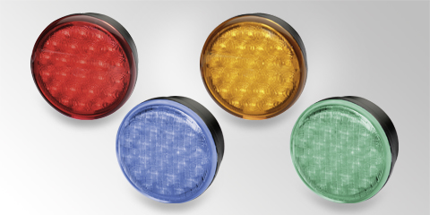 Multifunctional LED continuous signal light, from HELLA.