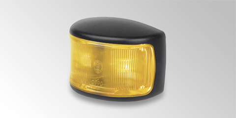 LED marker lamp from HELLA.