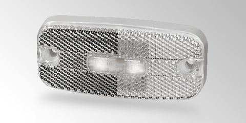 Innovative LED position light from HELLA.