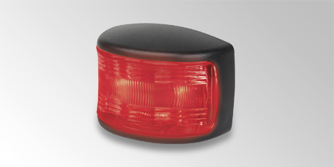 Robust LED clearance light from HELLA.