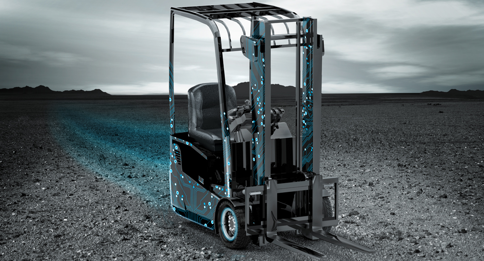 Innovative product solutions for your forklifts - by HELLA.