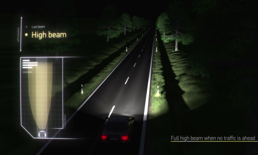 Adaptive Cut-offline High Beam HELLA