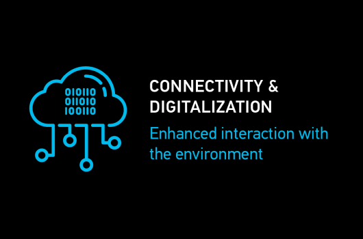 CONNECTIVITY & DIGITALIZATION