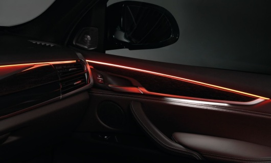 RGB-LED Ambient Lighting, BMW X5
