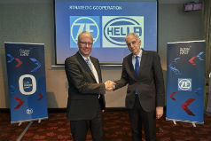 HELLA and ZF agree on strategic cooperation