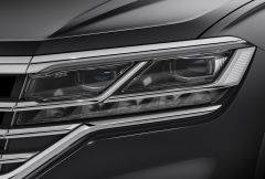 HELLA LED Matrix Headlamps for the new Touareg