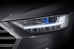 HELLA lighting concept sets new standards in  Audi A8