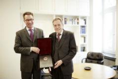 Dr. Juergen Behrend and Stefan Heidbreder