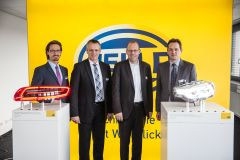 HELLA Development Center for Automotive Lighting Technology in Sindelfingen