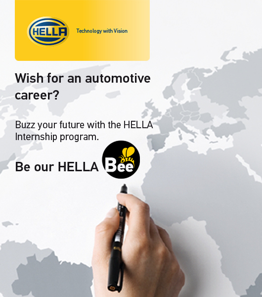 HELLA Bee Internship Program