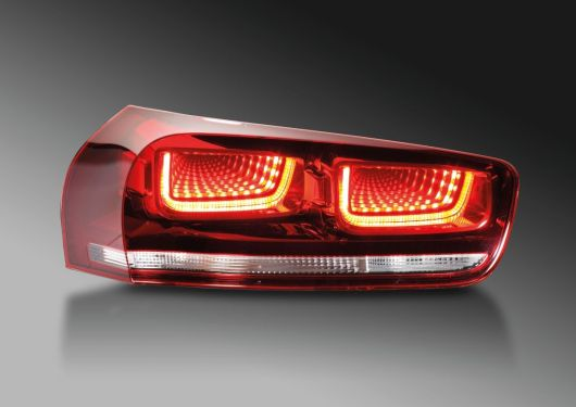 Rear Combination Lamps Hella