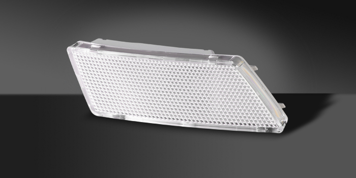 Luggage compartment lamp (Mercedes C-Class T-model)