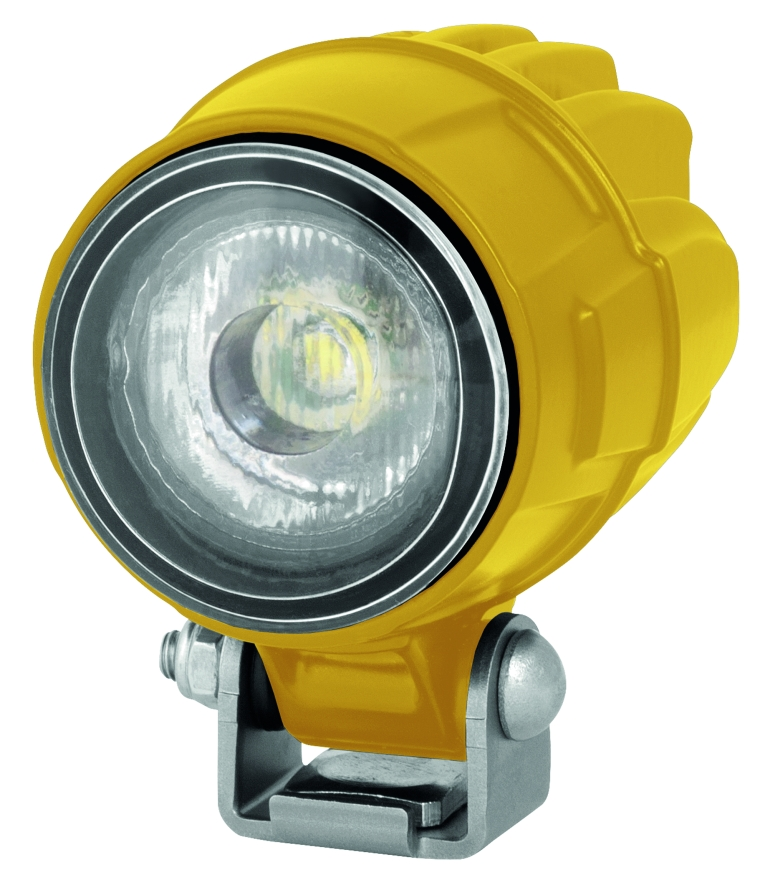 Ultra compact: HELLA RokLUME 140 Signal Light