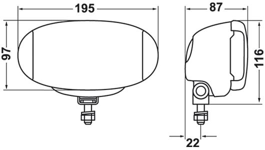 Comet FF 450/500/550 | HELLA