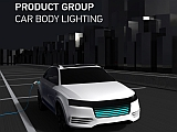 Product Group Small Lamps is now called Car Body Lighting. Renaming takes into account new trends and developments.
