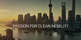 Passion for Clean Mobility