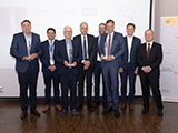 AT&S, HDO and Infineon have been honoured by HELLA