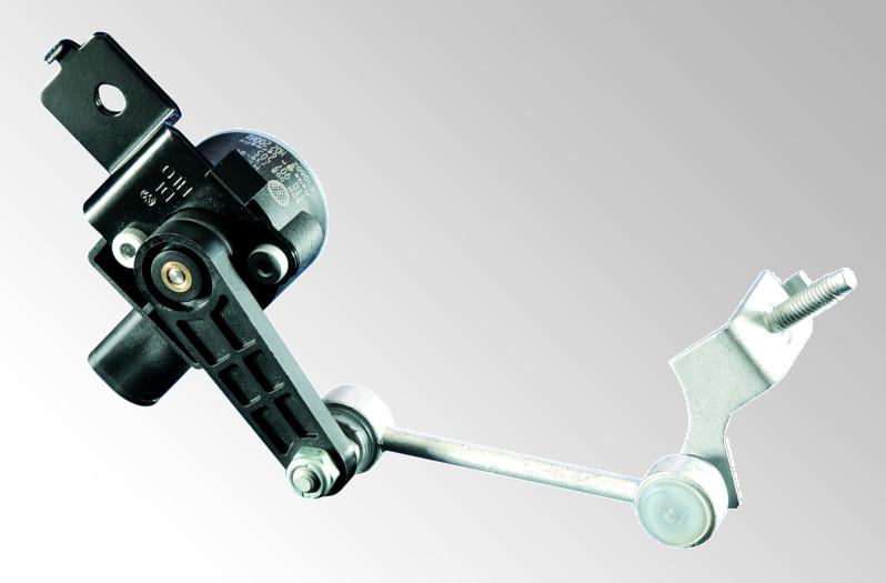 automatisch afstellen koplampen inductieve voertuigniveausensor