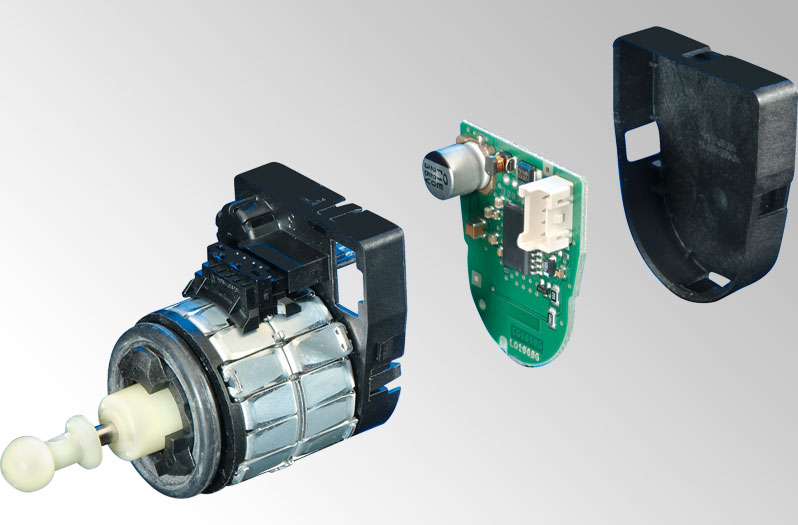 Automatic headlamp levelling systems: Intelligent Stepper Motor