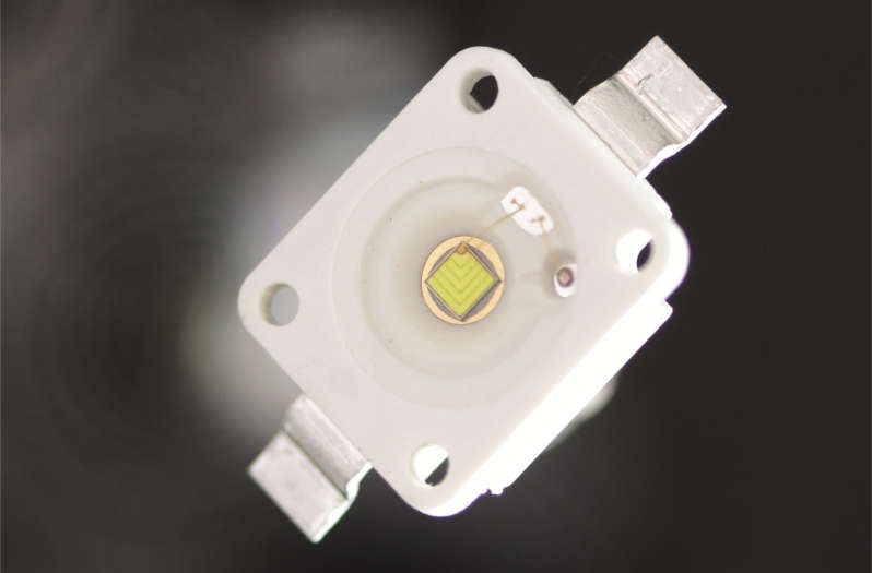 SMD Surface Mounted Device LED