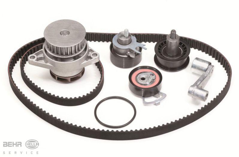 Engine cooling - design & function | BEHR HELLA