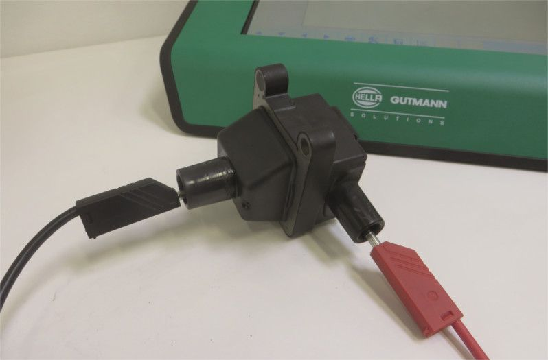 toyota celica ignition coil test