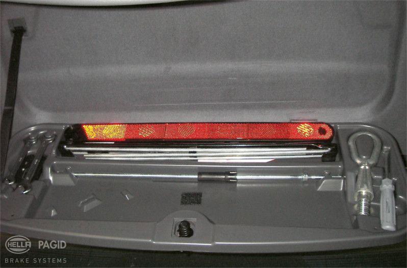 Electric parking brake | HELLA PAGID