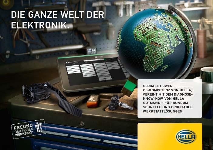 Kampagnen Und Aktionen Für Die Kfz Werkstatt Hella