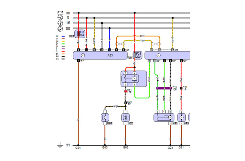 Hella Horn Wiring Diagram With Relay from www.hella.com