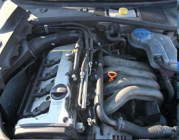 Volkswagen Passat Interior air odour | BEHR HELLA
