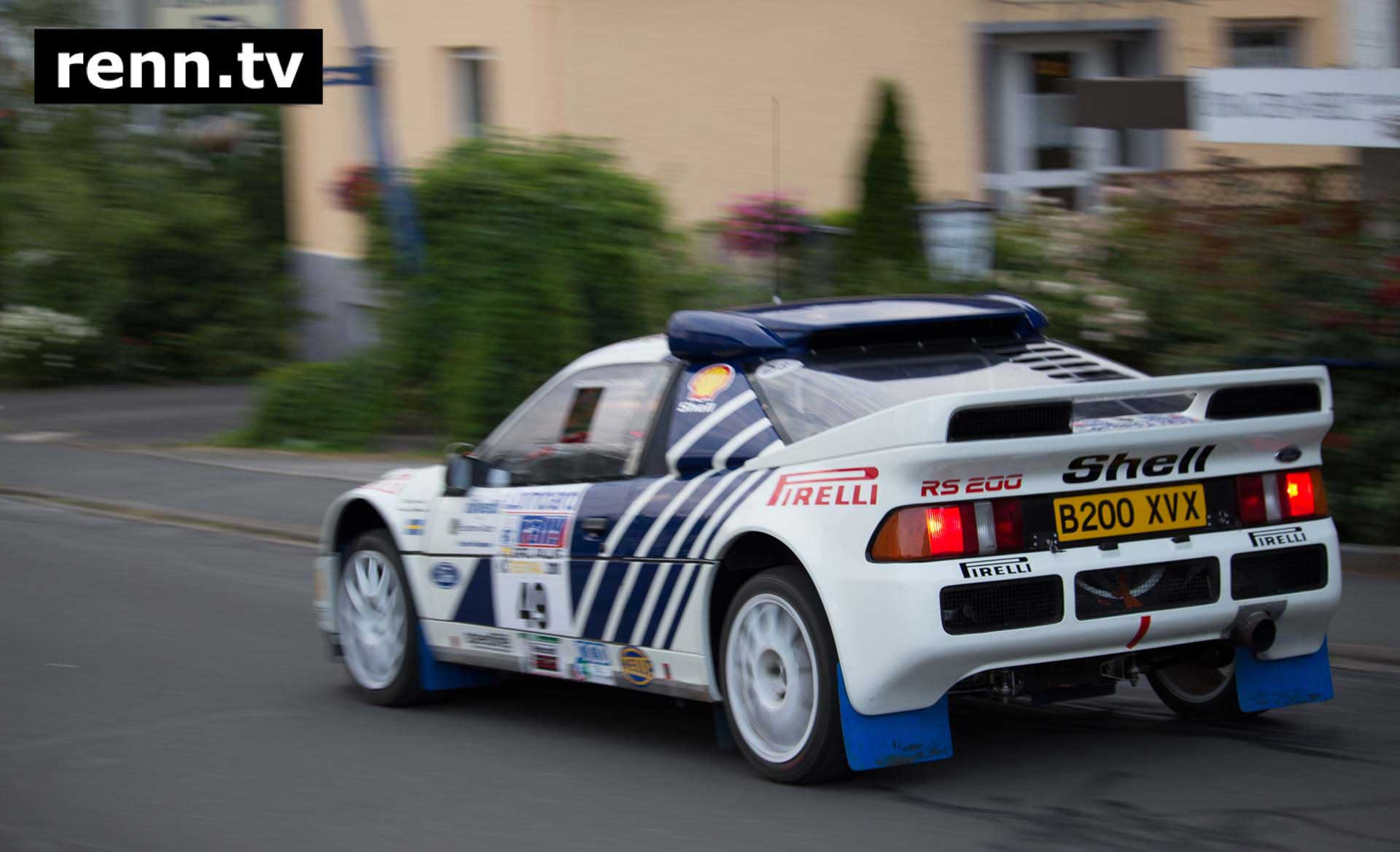The Ford Rs200 A Rallying Legend Hella