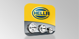 The app for HELLA auxiliary lamps.