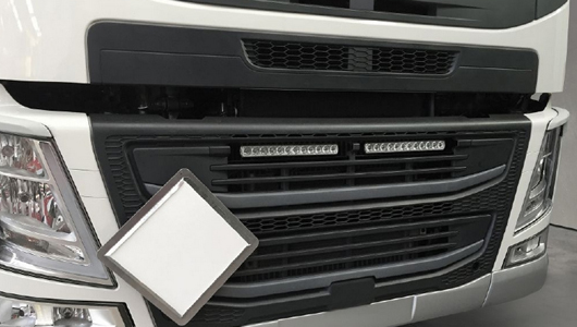 Innovative LED Light Bar auxiliary headlamp
